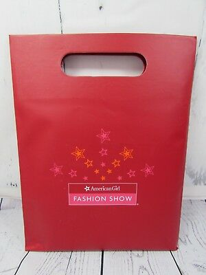 Authentic American Girl Doll Fashion Show Paper Doll Activities - Brand New!!