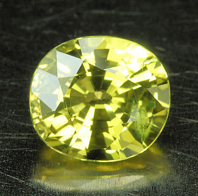 CHRYSOBERYLL        tolle Farbe      1,26 ct