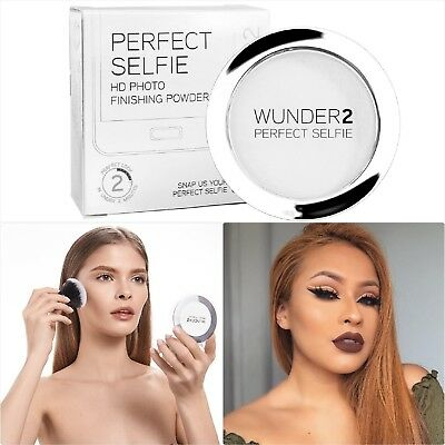 Wunder2 Perfect Selfie Hd Photo Finishing Powder Translucent