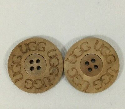 UGG Tan Buttons for Bailey Button Tall Boots Two pack #2