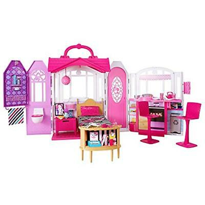 Dollhouse Accessories Barbie Glam Getaway House