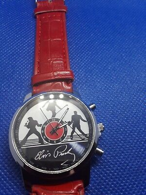 Elvis Presley Watch brand new. Makes great gift or collectors item, Elvis fans