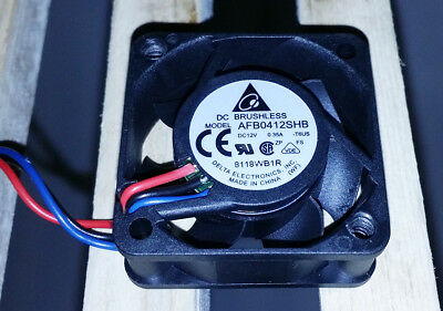Cooler Fan 12V 0.35A 15x40x40mm 3-wire DC brushless AFB0412SHB