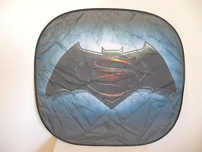 BATMAN v SUPERMAN Sunshade Windshield Universal Car Truck Sun Shade 2-PIECE