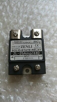 ZL-25amp/440 Solid state Relay
