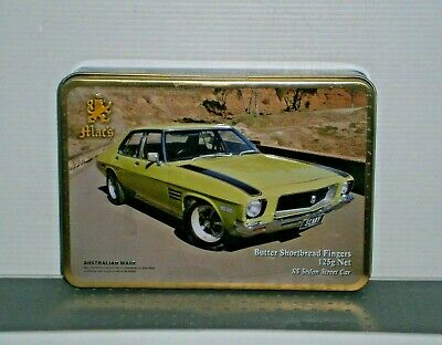 T17102  Mac's Classic Cars Tins New HQ SS Holden