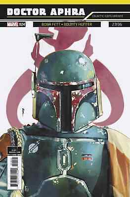 Star Wars Doctor Dr Aphra 24 Reis Galactic Icons Boba Fett Variant Pre-Sale 9/26