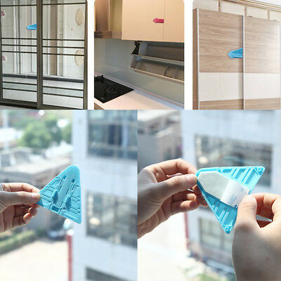 Folding Doors And Windows Protection Child Safety Locks Fall Prevention Sliding