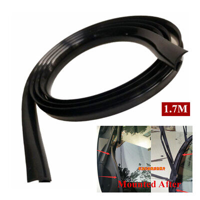 1.7M Seal Sealed Strips Replace For Car Front windshield Ageing Seal Strips