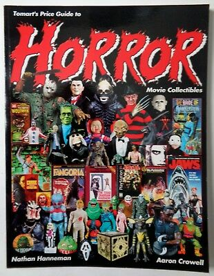 Tomarts Price Guide, Horror Movie Collectables, Like New