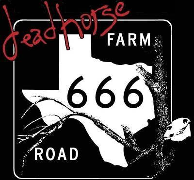 deadhorse  - Farm Road 666 HOODY!!