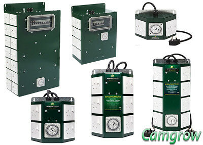 The Green Power - PRO Contactor Timer & Commercial Contactor Timer - Hydroponics