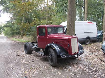 Bedford wt chassis cab