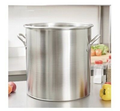 Vollrath Tri Ply 57.5 QT Stainless Steel Stock Pot 77640 BRAND NEW