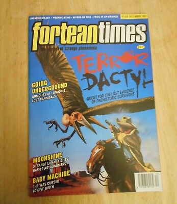 Fortean Times Back Issue December 1997