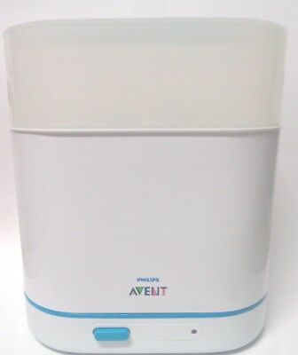 Philips AVENT 3-in-1 Electric Steam Sterilizer NO PACKAGE