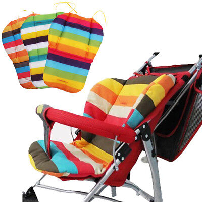 Fantastic Waterproof Baby Kids Car Seat Liner Padding Pram Stroller Cushion HOT