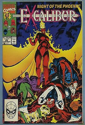 Excalibur #29 1990 X-Men Marvel Comics