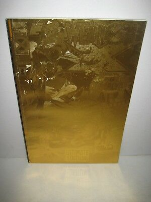 Age of Apocalypse: Weapon X (1995, Marvel) Woverine Gold Foil Ultimate Edition T