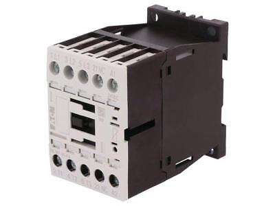 DILM7-01-24DC-E Contactor3-pole Auxiliary contacts NC 24VDC 7A NO x3