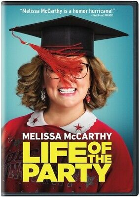Life of the Party DVD Ben Falcone(DIR) 2018