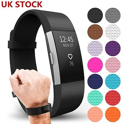 Best Replacement Accessory Fitbit Charge 2 Wrist Straps Wristbands  Watch Bands
