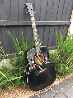 House Clearance Attic Find Classic Look K-500 Guitar Derby