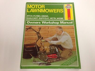 haynes motor lawnmowers 2 manual hardback book owners workshop rh picclick co uk haynes lawn mower manual pdf haynes lawn mower manual pdf