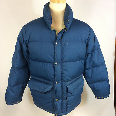 Rare Vintage Brown Label 70s 80s Goose Down The North Face Puffer Winter Coat