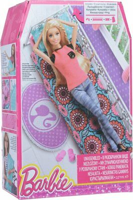Barbie Daybed Story starter Play set  CFG68 (2014) ...Brand NEW...