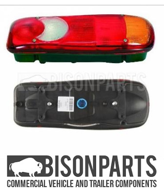 *Fits Vauxhall Movano 2010 Onwards Rear Combination Lamp Fits Rh Or Lh Bp90-005