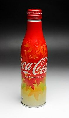 Coca Cola NEW Full 2018 Autumn Leaf Color Special Edition Japan Unopened