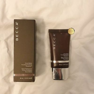 Brand New Becca Ever Matte Poreless Priming Perfector 40ml UK STOCK