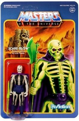 Masters of the Universe Scareglow ReAction Figure