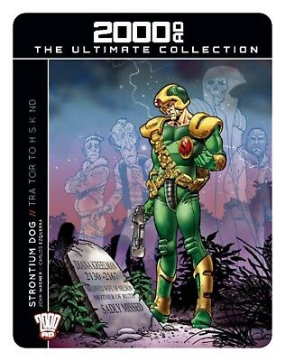 2000 AD: The Ultimate Collection Strontium Dog: Traitor to his Kind Issue 15 New