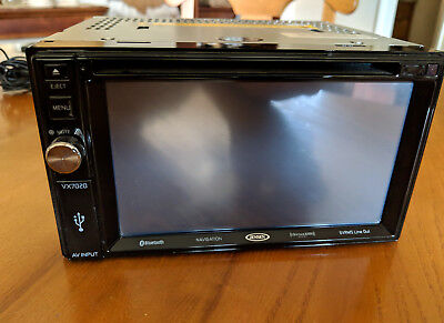 JENSEN VX7020 6.2 inch dash, GPS, Radio, CD Player - $179.99 ... on jensen radio harness, jensen power harness, touch screen receiver bv9965 wire harness, jensen remote control, jensen wiring adapter, jensen speaker,
