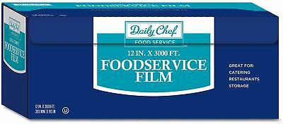 "Member's Mark Foodservice Film (12"" x 3,000') Super Fast Shipping!!"