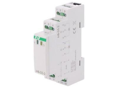 MB-DS-2 Convertisseur Température 9÷30vdc Support Din -20÷50°C Ip20 F And F