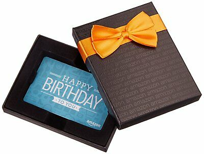AMAZON GIFT CARD 50 100 1 2 Day Delivery Birthdays