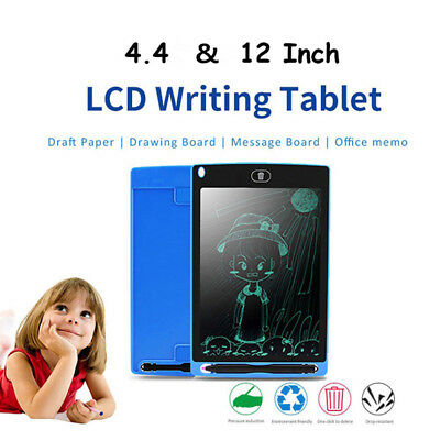 12 Inch Large LCD e-Writer Tablet Writing Drawing Memo Boogie Board STDE