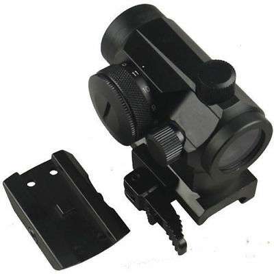 Field Sport Quick Release Red Micro Dot Sight Extra Low Profile Base