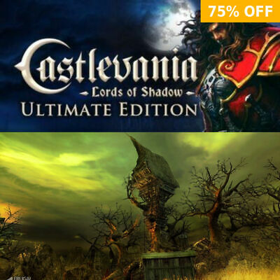 Castlevania: Lords of Shadow – Ultimate Editi… - WINDOWS - Region Free Steam Key