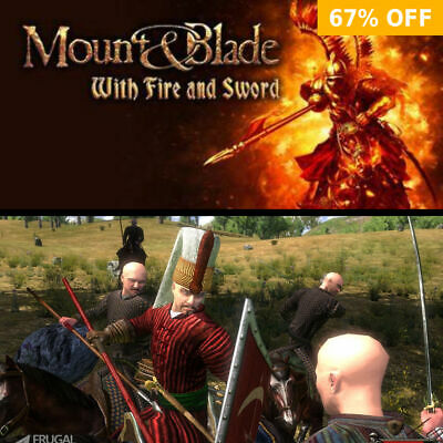 Mount & Blade: With Fire & Sword - PC WINDOWS - Steam