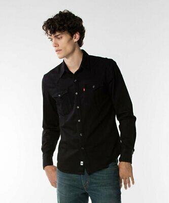Levi's - Barstow Western Shirt - Black