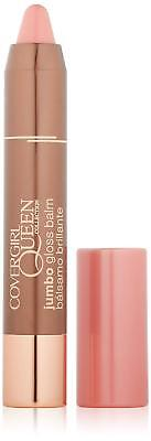COVERGIRL Queen Collection Jumbo Gloss Balm, Q800 Pink Diamond .13 oz
