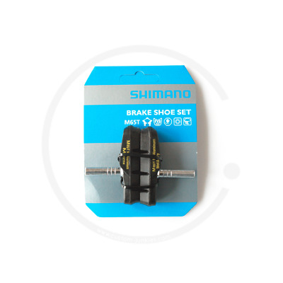 Shimano MTB Cantilever Brake Shoes M65T (BR-MC32)