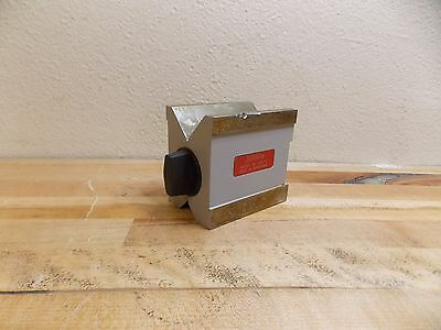 "SPI Magnetic V-Block 0.19"" to 2.75"" Capacity 90˚ Angle Model #95-705-0 REPAIR"