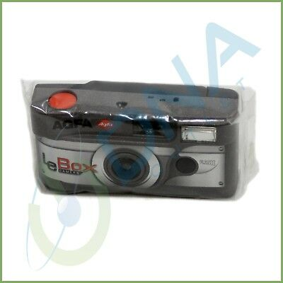 AGFA le box disposable camera - new & warranty