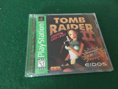 Tomb raider 1 manual tr1 render12 array playstation ps1 tomb raider 3 complete case disc manual rh fandeluxe Gallery