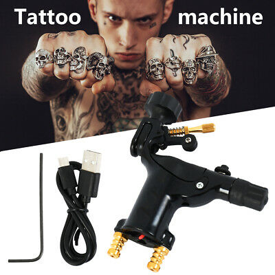 Dragonfly Rotary Tattoo Machine Gun Shader Liner With RCA jack